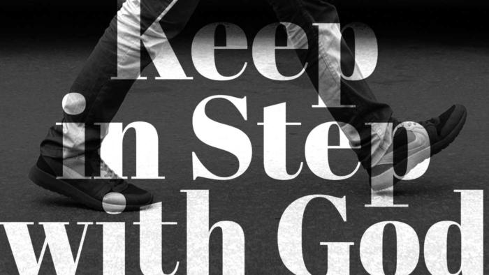 Keep In Step Teaser