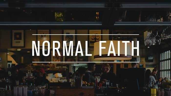 Normal Faith 700X394
