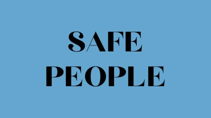 Safe people teaser