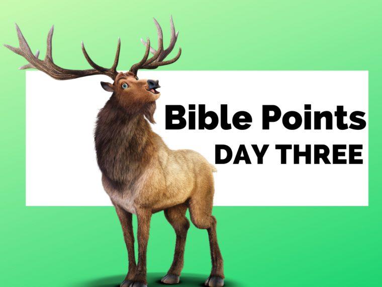 Bible Points 3
