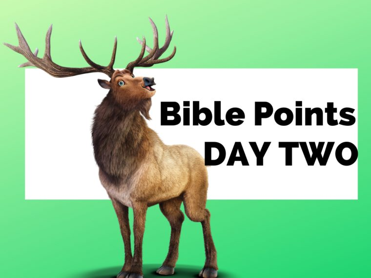 Bible Points 2