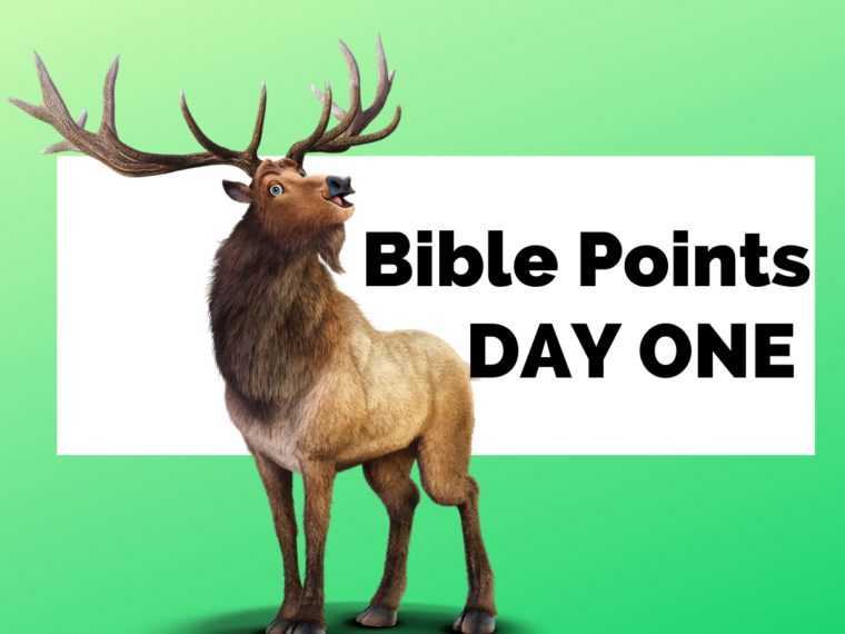 Bible Points 1