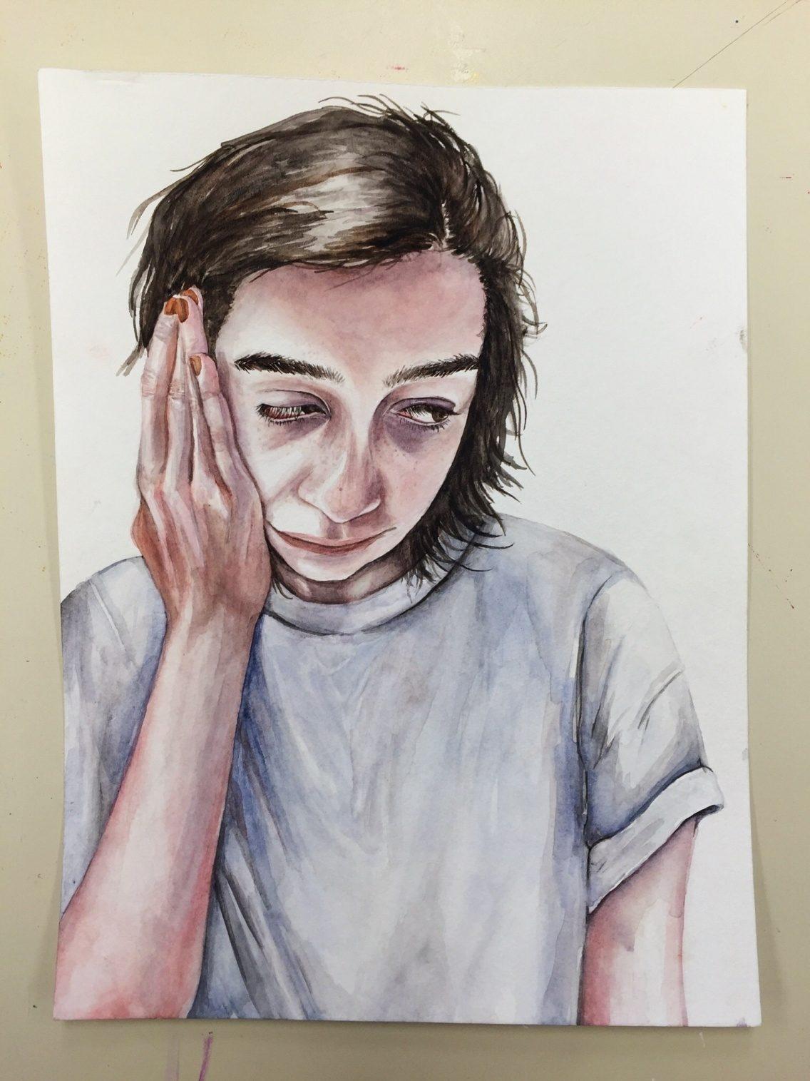 Artwork by Eliza Jame
