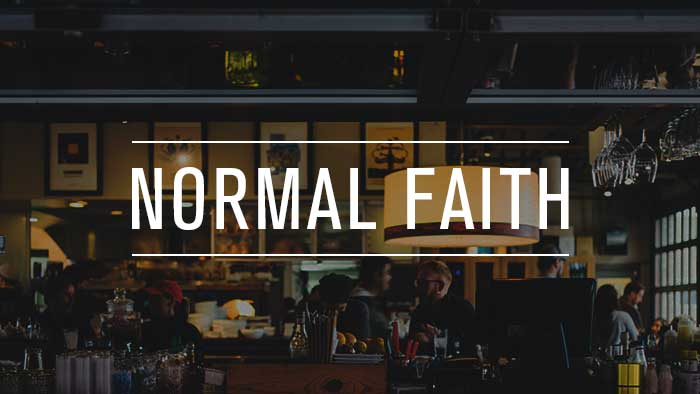 Young Adults: Normal Faith