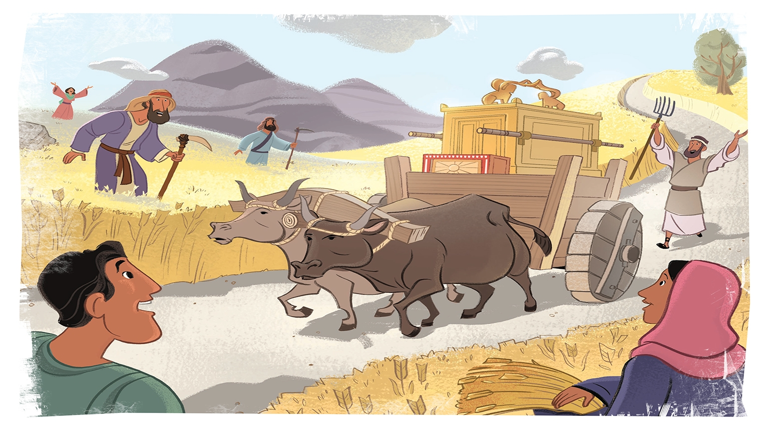 10 2 Bible Story Pictures