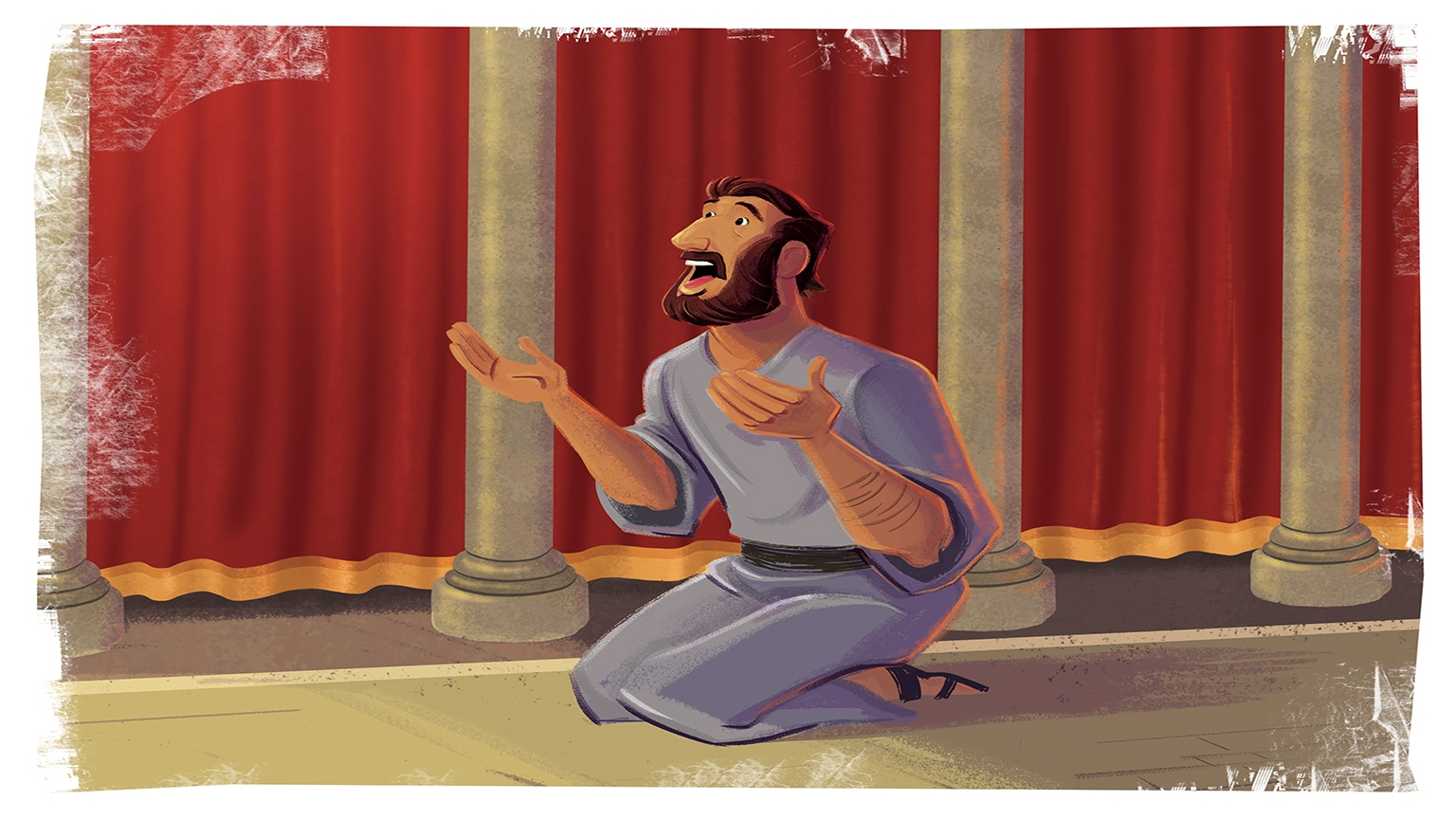 11 3 Bible Story Picture