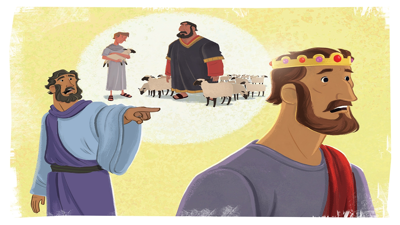 11 5 Bible Story Picture