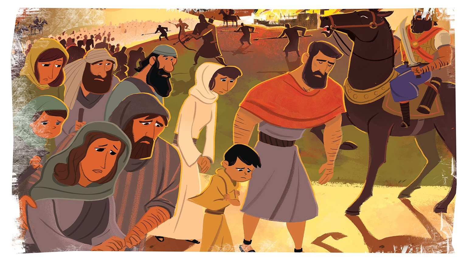 14 3 Bible Story Picture