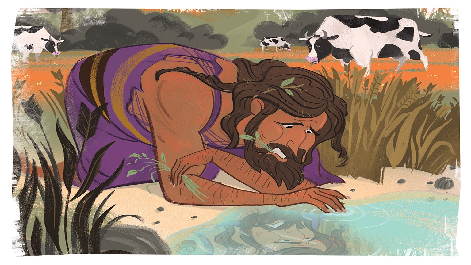 16 2 Bible Story Picture