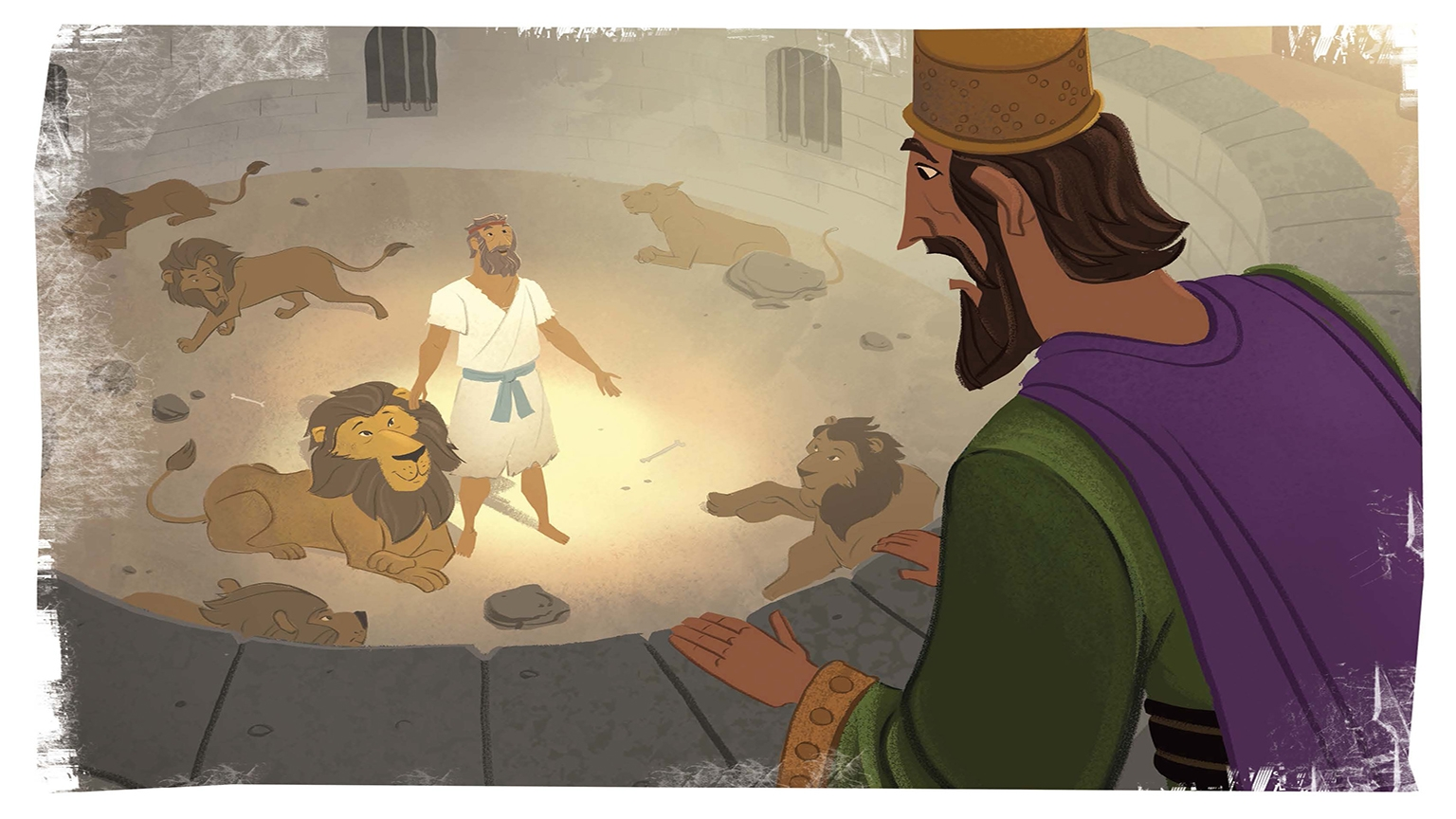 16 4 Bible Story Picture