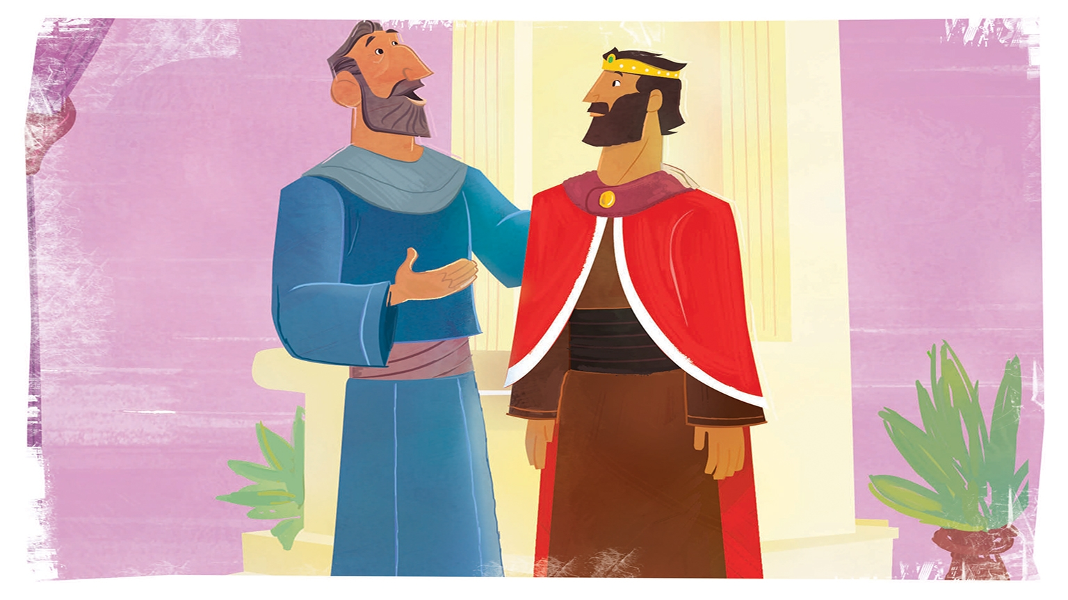 17 4 Bible Story Picture