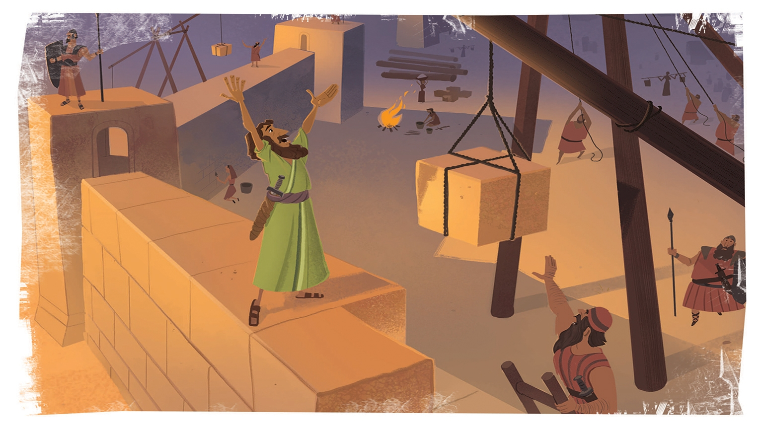 18 2 Bible Story Picture