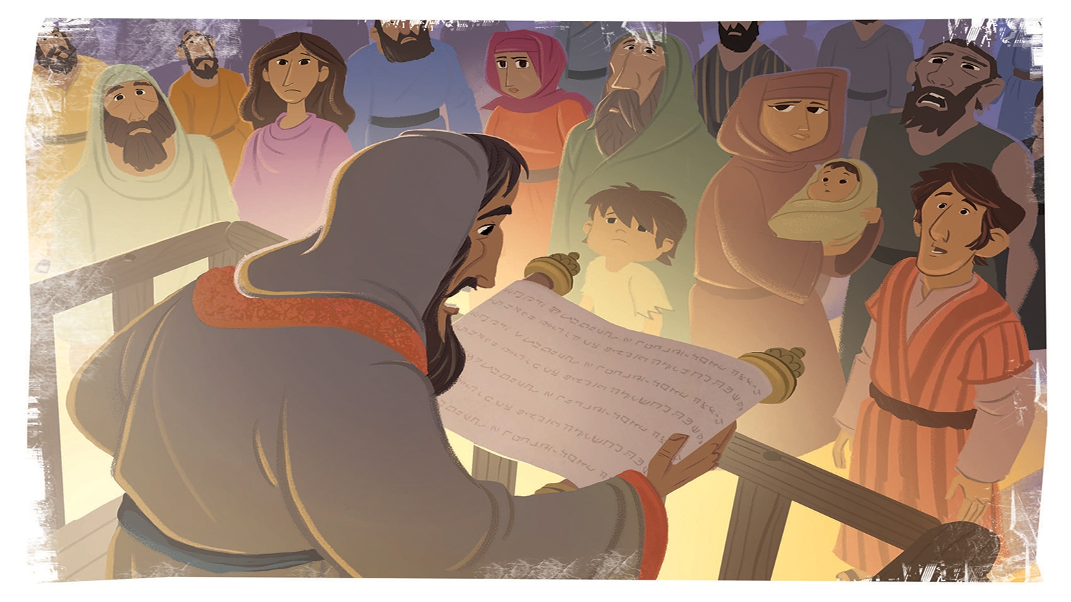 18 3 Bible Story Picture