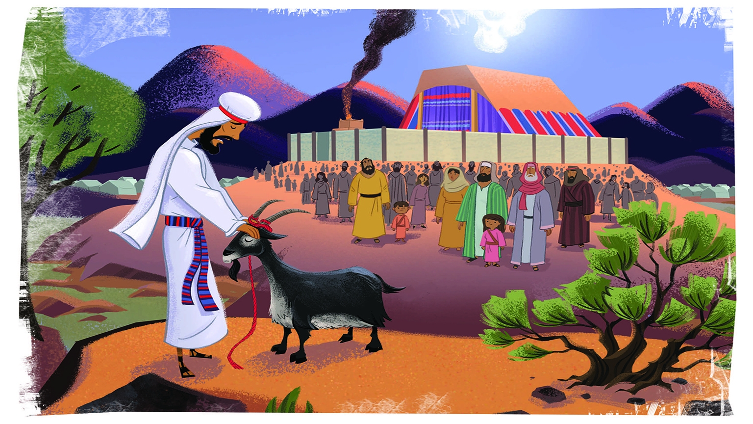 6 3 Bible Story Picture