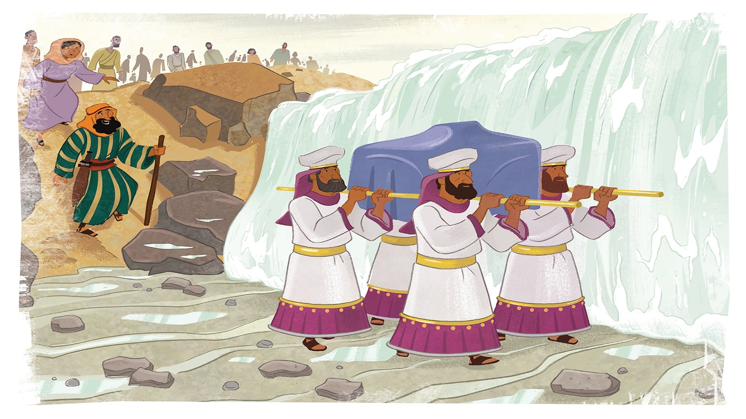 8 1 Bible Story Picture
