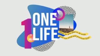 One life series header2
