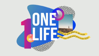One life series header2