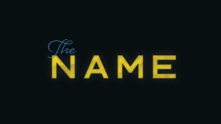 The Name series design 05 21