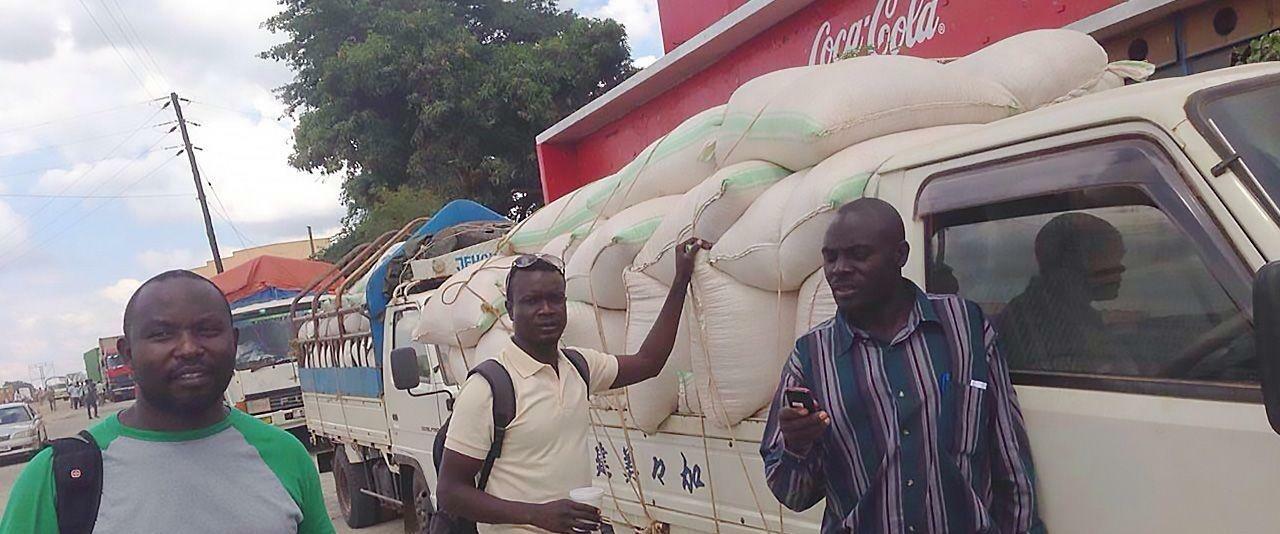 Sudan Food Delivery Compressor