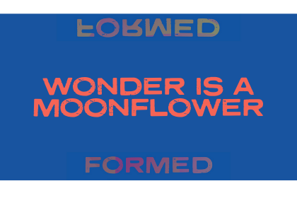 Wonder is a Moonflower