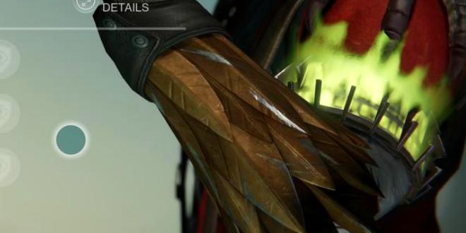 Legendary emerald light warlock warlock bond