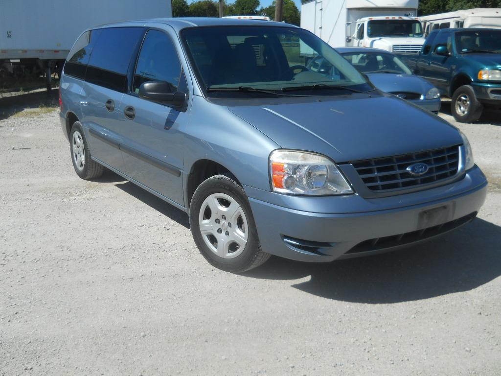 Ibid 2005 Ford Free Star Van
