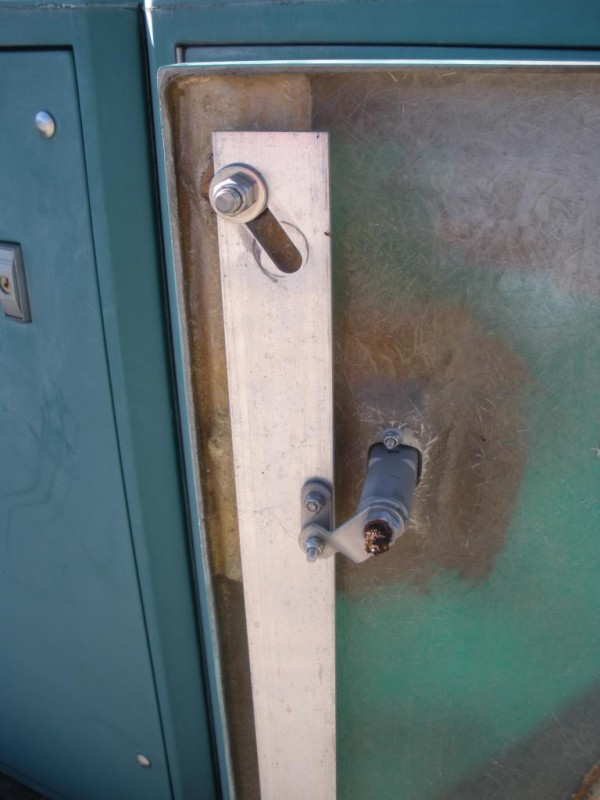 Ibid Fiberglass Outdoor Storage Locker Locked Storage