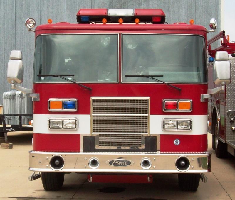 Pierce Fire Engine Fuse Box - Wiring Diagrams Dock