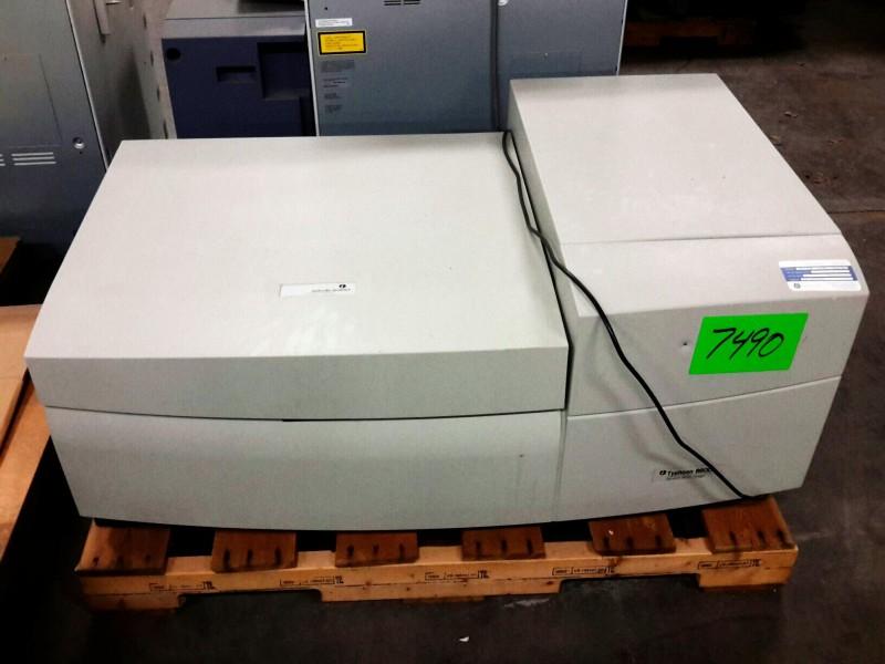 Ibid Lot 7490 Ge Molecular Dynamics Typhoon 8600