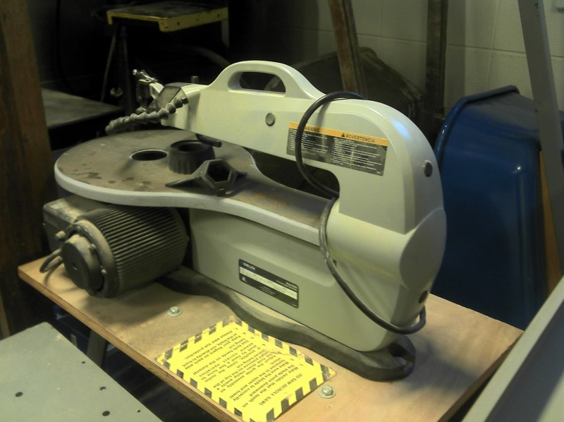 Delta Shopmaster Scroll Saw iBid DELTA SHOP...