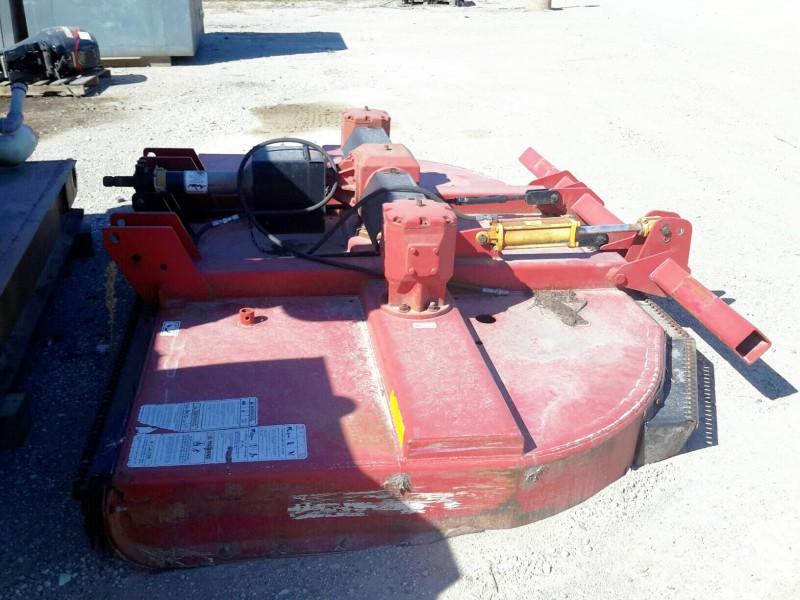 Ibid Lot 6158 Bush Hog Model 3210 Mower Deck Revised