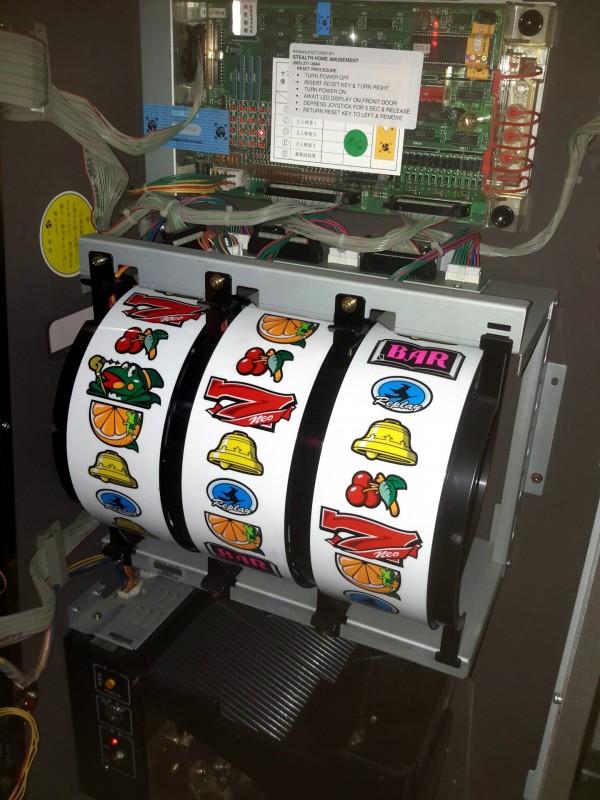 Slot machines springfield il