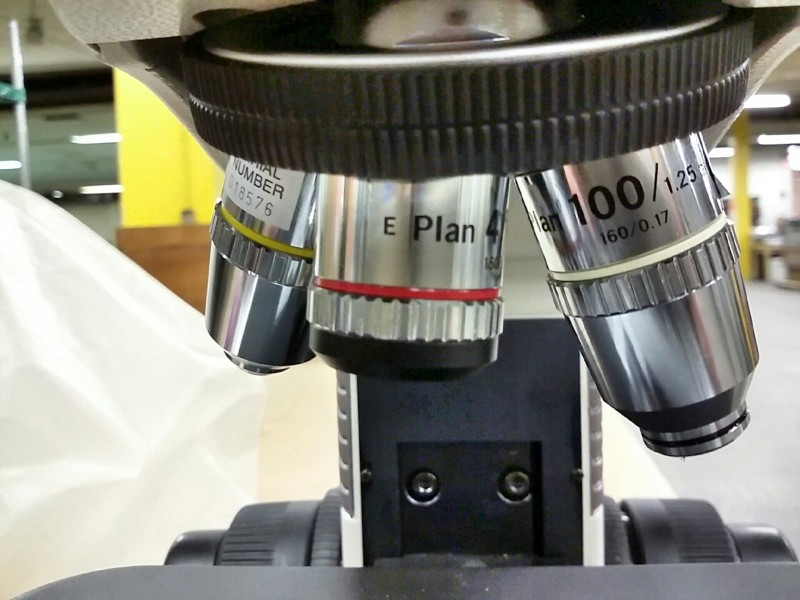 Nikon labophot instruction Manual