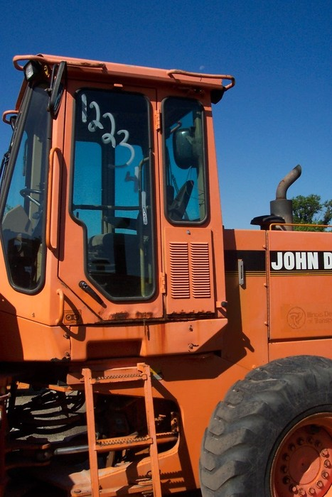 Garage Sales Joliet Il: IBid 1995 JOHN DEERE 544G-WHEEL LOADER