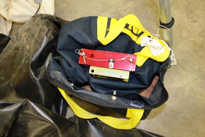 Ibid Tripod Rescue System Lot 84