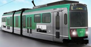 Green line winner