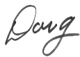 Doug Addison's Signature