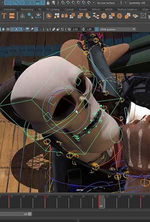 Curso Maya Autodesk Animacion