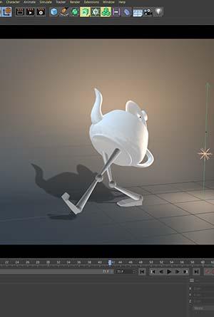 Curso Diplomado Cinema 4D Animacion