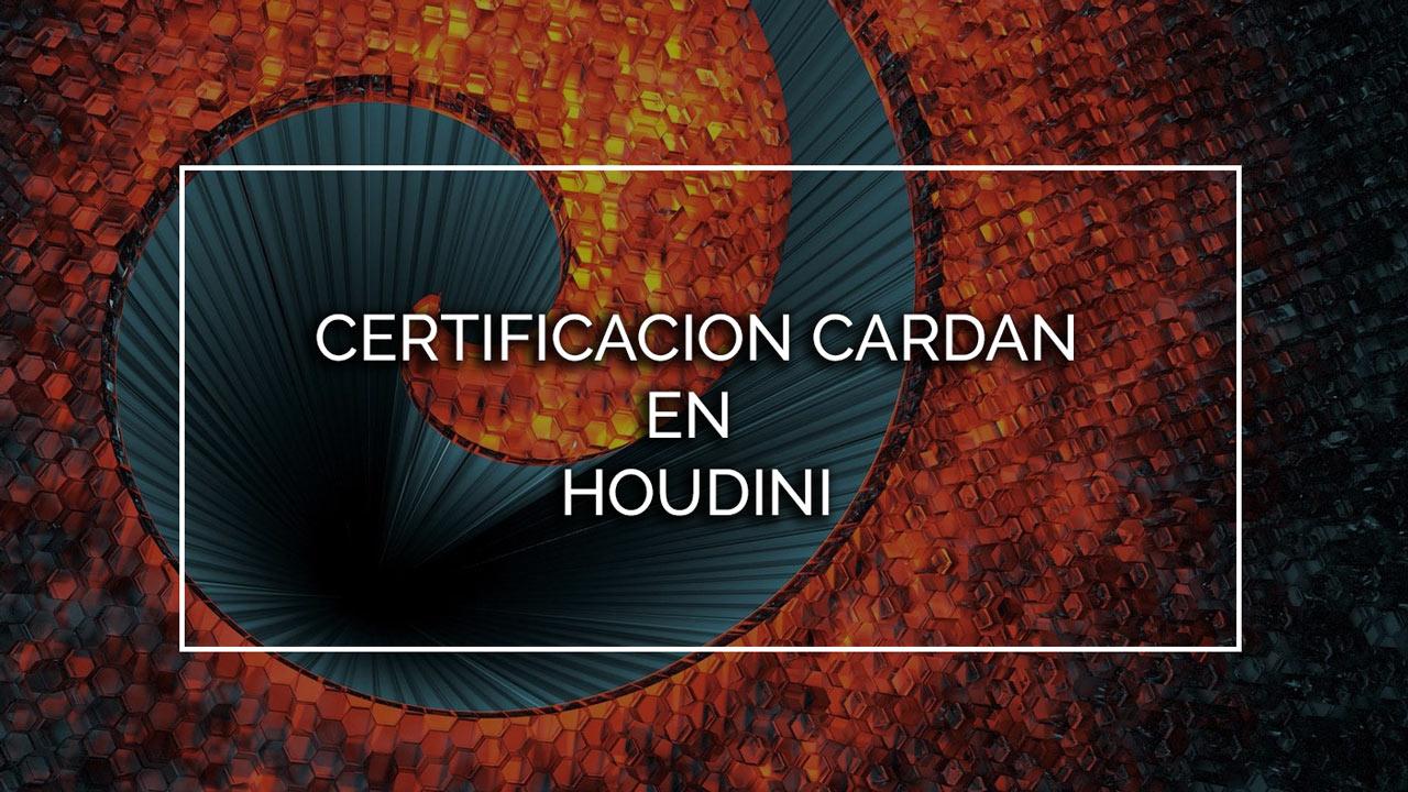 Certificacion Houdini