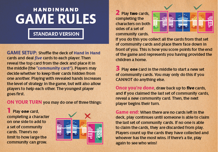 Go Fish Drinking Game Rules