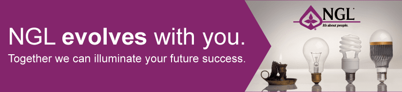 NGL evolves with you. Together we can illuminate your future success.
