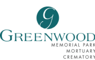Restland Funeral Home Logo with Tagline