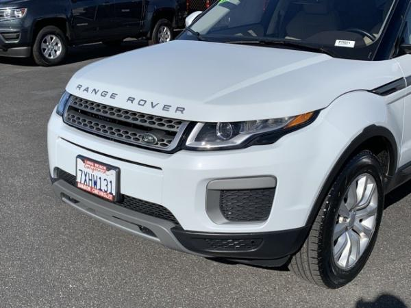 Used 2016 Land Rover Range Rover Evoque for Sale in Los Angeles, CA