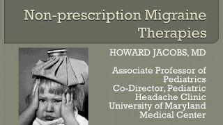 Non-prescription Migraine Therapies