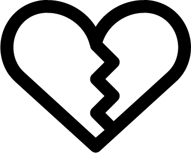 Heart Broken free icon