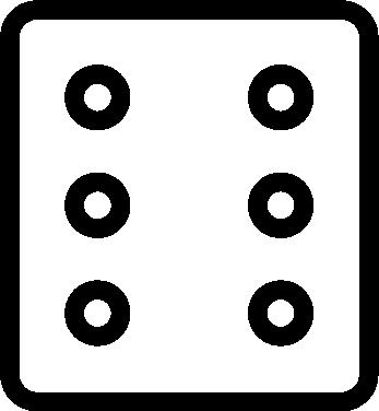 Dice free icon