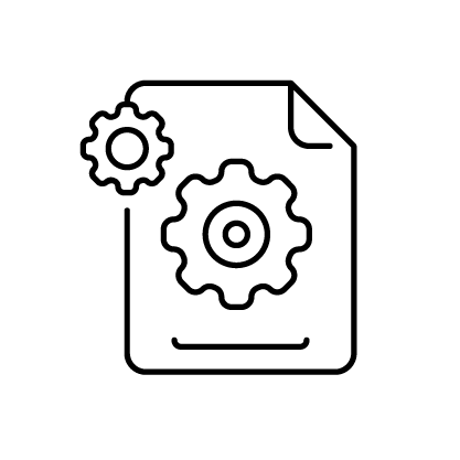 File Optimization free icon