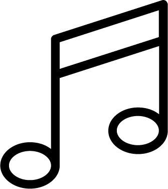 Music Note free icon