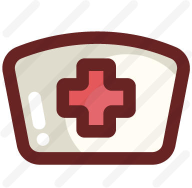 Nurse icon - illness, medical icons, medical assistance, nurse, people, hospital, medical